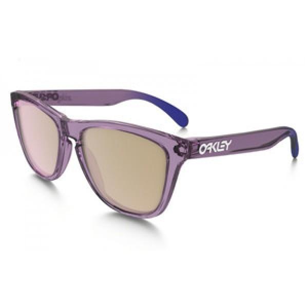 3d847e3f12b Cheap Oakley Frogskins Alpine Collection sunglasses pink frame   pink lens